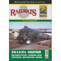 British Railways Illustrated 2012 January