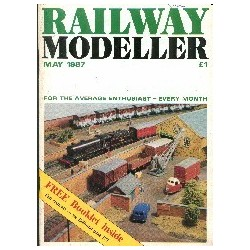 Railway Modeller 1987 May