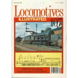 Locomotives Illustrated No.107