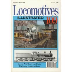 Locomotives Illustrated No.109