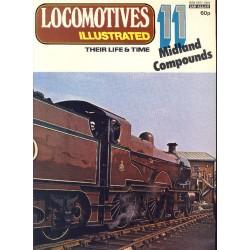 Locomotives Illustrated No.11