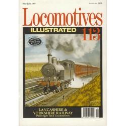 Locomotives Illustrated No.113