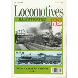 Locomotives Illustrated No.132