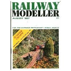 Railway Modeller 1987 August