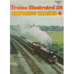 Trains Illustrated No.28 - Express Trains 4