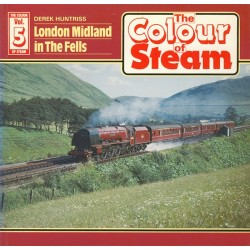 Colour of Steam 5 London Midland in the Fells
