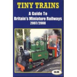 Tiny Trains 2007/2008