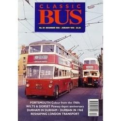 Classic Bus 1995 December/1996 January