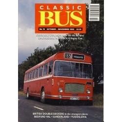Classic Bus 1995 October/November
