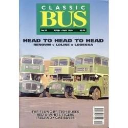 Classic Bus 1996 April/May
