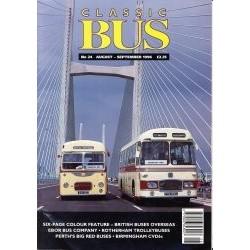 Classic Bus 1996 August/September