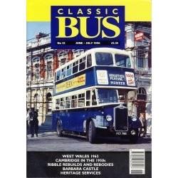 Classic Bus 1996 June/July