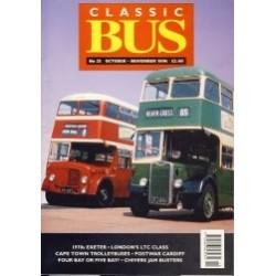 Classic Bus 1996 October/November