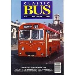 Classic Bus 1997 April/May