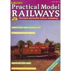 Practical Model Railways 1985 March