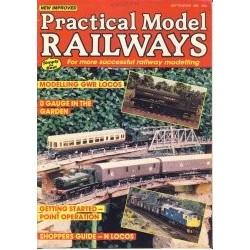 Practical Model Railways 1985 September