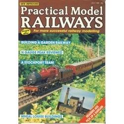 Practical Model Railways 1985 July