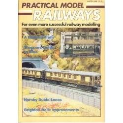 Practical Model Railways 1986 March