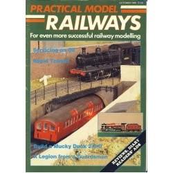 Practical Model Railways 1986 October