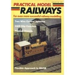 Practical Model Railways 1987 February