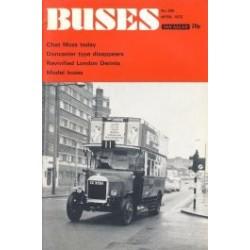 Buses 1972 April