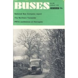 Buses 1972 August
