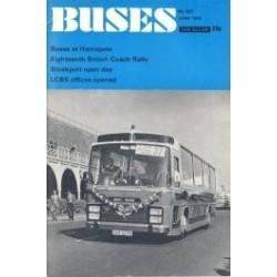 Buses 1972 June