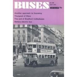 Buses 1972 May