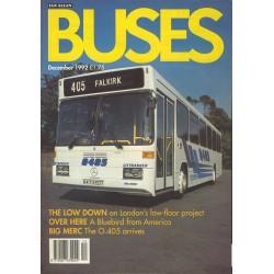 Buses 1992 December