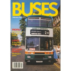 Buses 1992 February