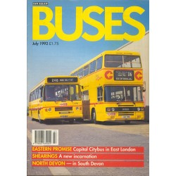 Buses 1992 July