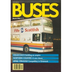 Buses 1992 March