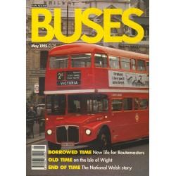 Buses 1992 May