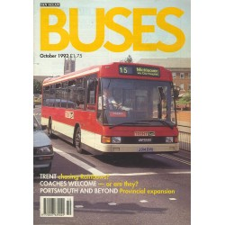 Buses 1992 October
