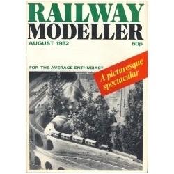 Railway Modeller 1982 August