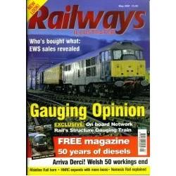 Railways Illustrated 2007 May
