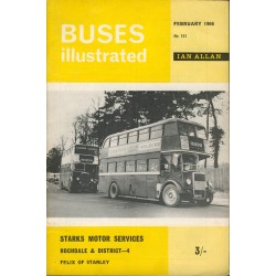 Buses Illustrated 1966 February
