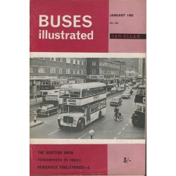 Buses Illustrated 1966 January