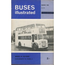Buses Illustrated 1966 March