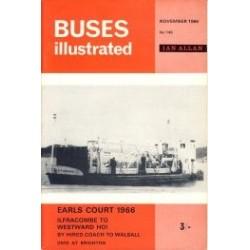 Buses Illustrated 1966 November