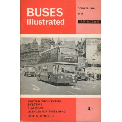 Buses Illustrated 1966 October