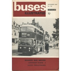 Buses Illustrated 1967 December