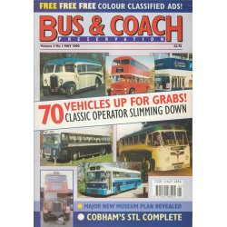 Bus and Coach Preservation 2000 May