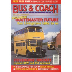 Bus and Coach Preservation 2000 October