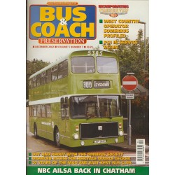 Bus and Coach Preservation 2002 December