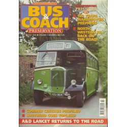 Bus and Coach Preservation 2002 July