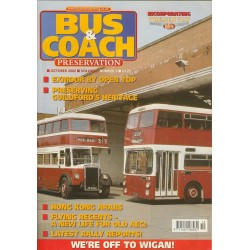 Bus and Coach Preservation 2002 October