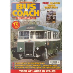 Bus and Coach Preservation 2003 April