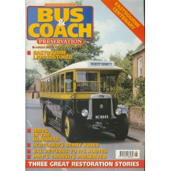 Bus and Coach Preservation 2003 August