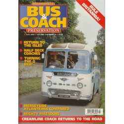 Bus and Coach Preservation 2003 July